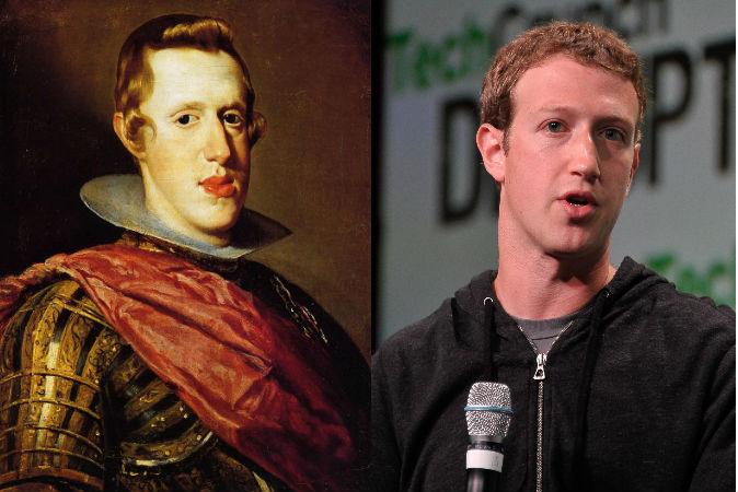 Реинкарнация знаменитостей или просто похожие люди?