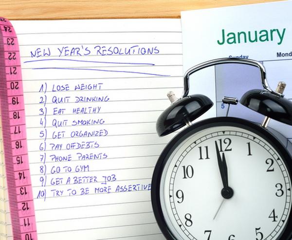 191 RESOLUTIONS shutterstock - Как выполнить свои новогодние обещания: 9 советов