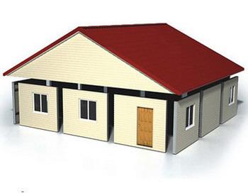 В несколько раз вырос спрос на рынке сборных домов