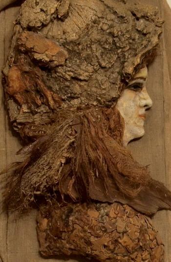 Ефим Пищанский: «Портреты людей, животных и птиц я увидел в коре»