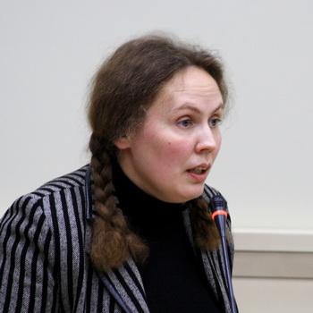 Валентина Чупик: Других мигрантов здесь не будет