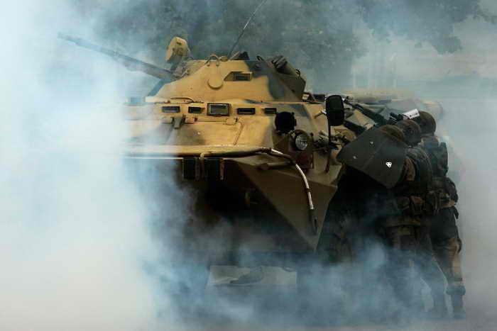 В Чегеме введён режим контртеррористической операции