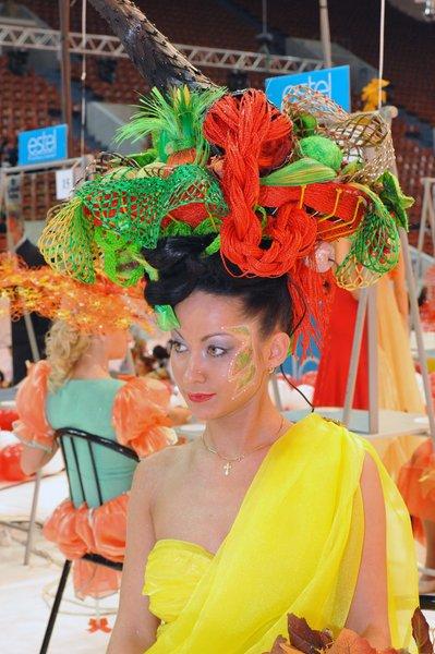 В Петербурге прошел Фестиваль Красоты «Невские Берега»