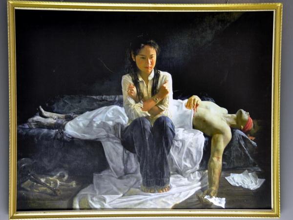 В Швейцарии проходит международная художественная выставка «Истина Доброта Терпение»