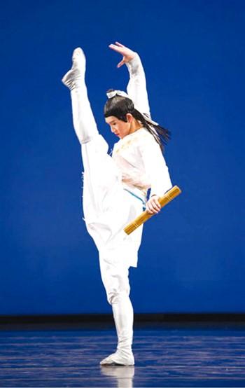 Новый дебют хореографа и звезды балета Юнчиа Чена