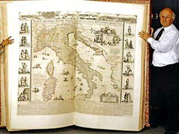 115 knigaB - В Британской библиотеке покажут самую большую книгу в мире