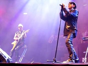 115 scorpins - Scorpions заканчивает свою музыкальную карьеру