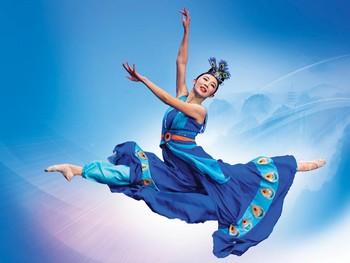 Классический китайский танец