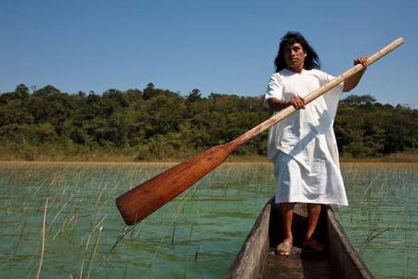 156 12 09 10 lacandon1 - Будни лакандонов в Мексике: между лесными Богами, туристами и телевизионными героями