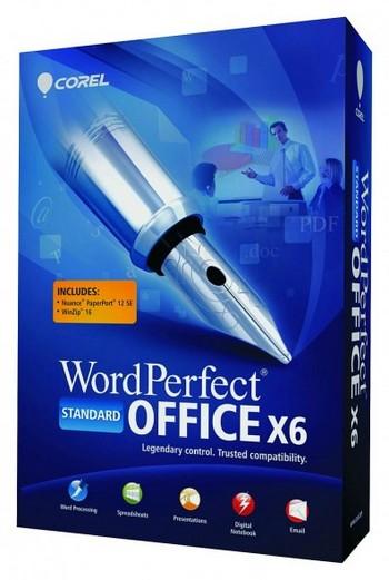 Обзор: Corel WordPerfect Office X6