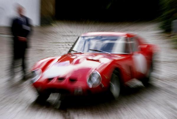 161 0402210 Ta1 - Ferrari 250 GTO 1963 года выставлена на аукцион. Фоторепортаж