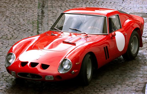 161 0402210 Ta4 - Ferrari 250 GTO 1963 года выставлена на аукцион. Фоторепортаж