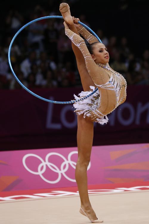 Иркутянка Дарья Дмитриева лидирует после двух видов олимпийской квалификации гимнастики