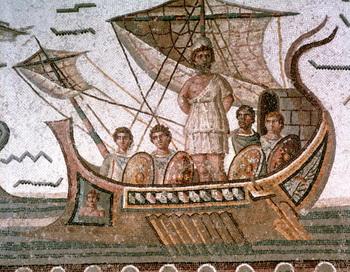 Одиссей во время странствий достиг Америки, считает греческий учёный