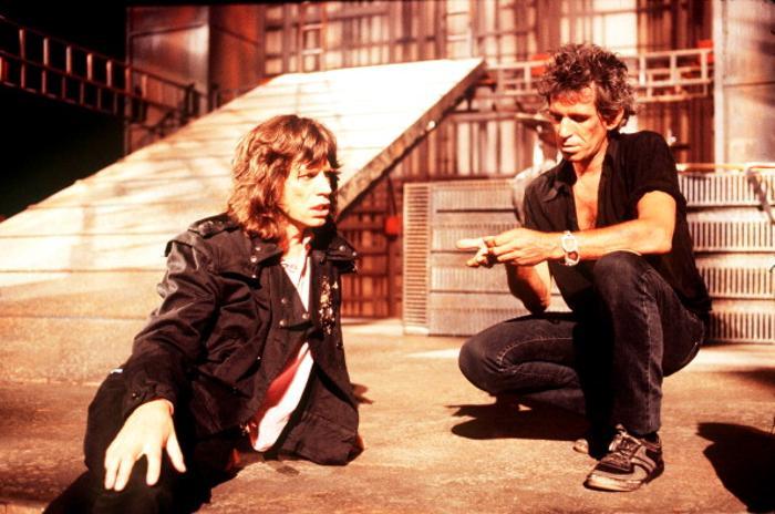 Rolling Stones отмечают полвека на рок-сцене