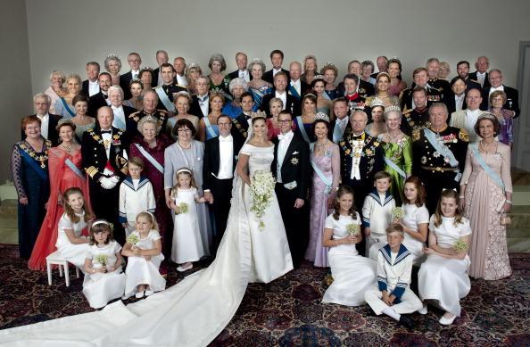 Шведская семья. Принцесса Виктория вышла замуж за тренера по фитнесу