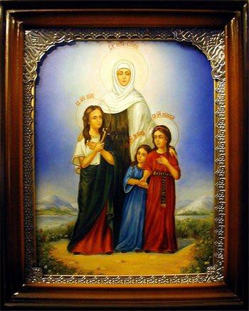 161 SVM - День Веры, Надежды и Любви отметили в России