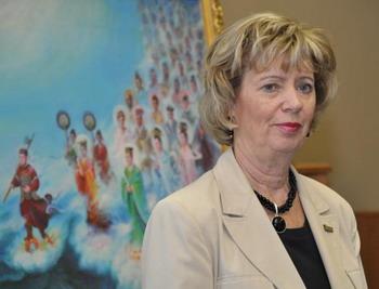 Международная художественная выставка на Парламентском холме