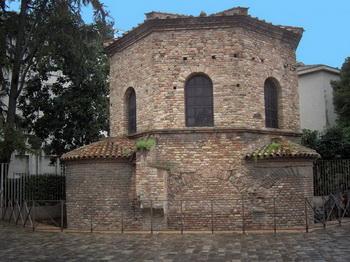 Равенна - город мозаик