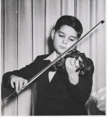Вспоминая и чествуя память Джона Тота - прекрасного друга и скрипача
