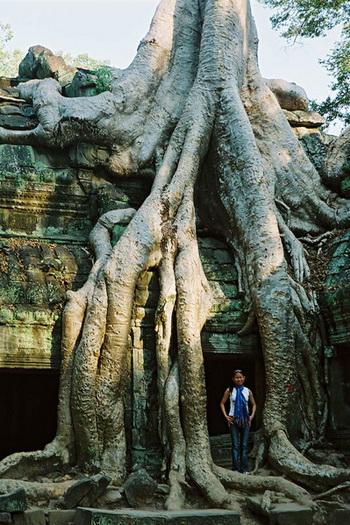 163 140310 02 xram - Ангкор Ват - храмовый комплекс в Камбодже