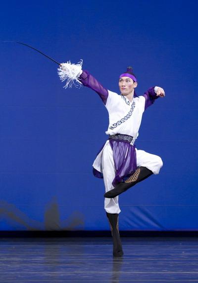 Танцевальный конкурс  возрождает сущность древней китайской культуры