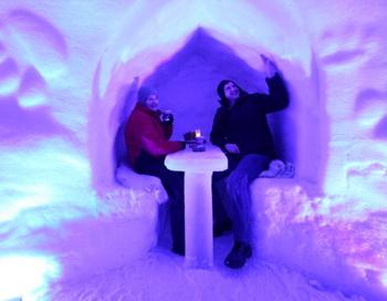163 2609 led - В стамбульских отелях появятся ледяные номера