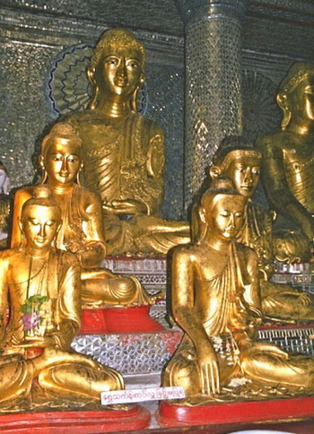 Бирма: Добро пожаловать в Золотую страну