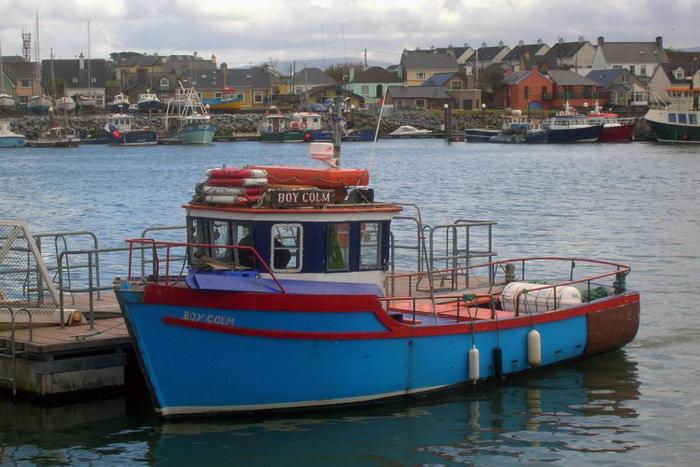 163 LouisMulcahyStatues2 071112 - От Дулина до Дингла по юго-западному побережью Ирландии