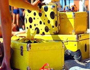 75 bagasg - Как вернуть утерянный багаж?