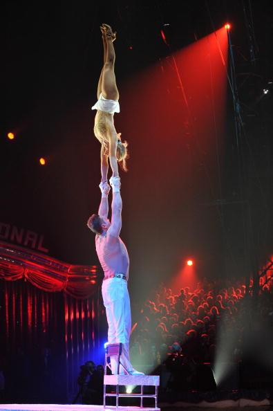 Фестиваль цирка в Монте-Карло. Фоторепортаж