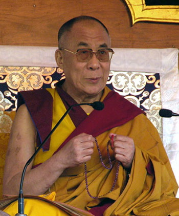 92 Dalai lama 350  - Далай-лама награждён Темплтоновской премией-2012
