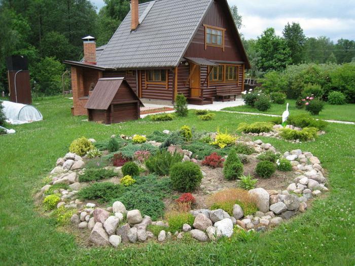 Как подготовить садовый участок для ландшафтного планирования?
