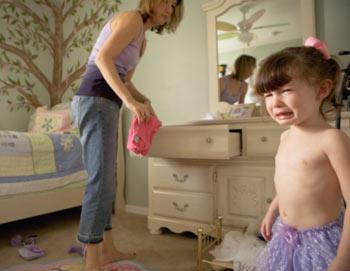 Злость на ребенка: бороться или нет?