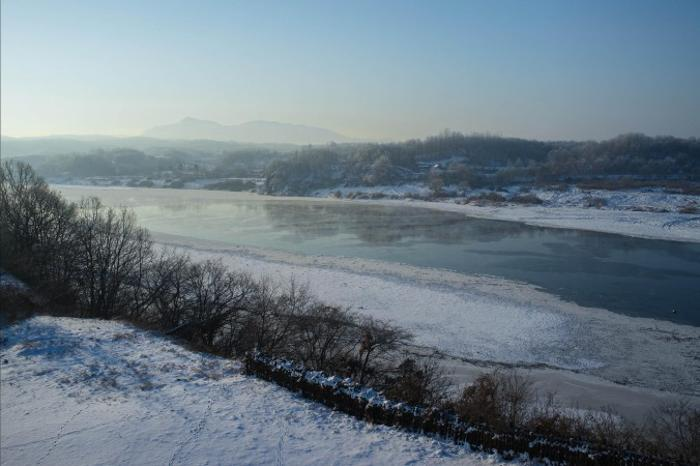 191 korea foto 10 - Удивительные места: нейтральная зона между двумя Кореями