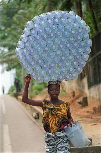 Пластиковые бутылки и солнце полностью обеззараживают питьевую воду