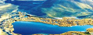 149 ifol2 - В кратерном озере Ниос скапливается смертоносное количество углекислого газа