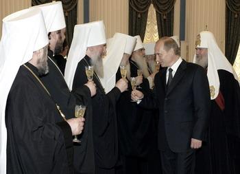 В праздник Равноденствия Патриарх Всея Руси объявил все мировые религии ересью