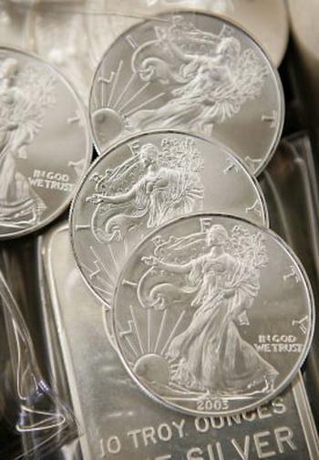 186 070911 silver - Регулирование цен на серебро