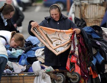 75 bel - Как живётся белорусскому народу в трудную годину