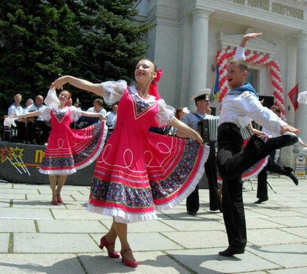 Севастополь. День  Исторического бульвара
