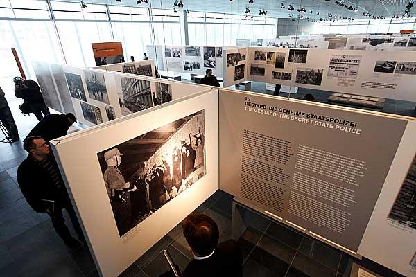 Центр «Топография террора» - преодоление Германией нацистского прошлого. Фотообзор