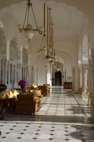 Дворцы в Джайпуре, Индия