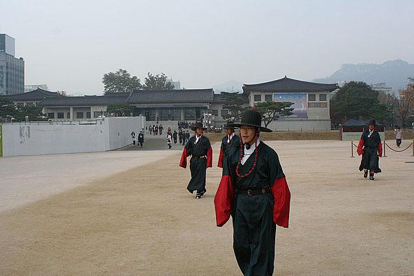 Южная Корея. Взгляд туриста. Часть1. Фотообзор
