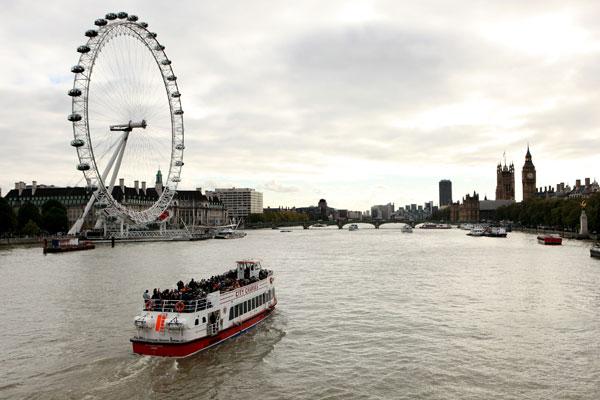 Прогулка по Лондону