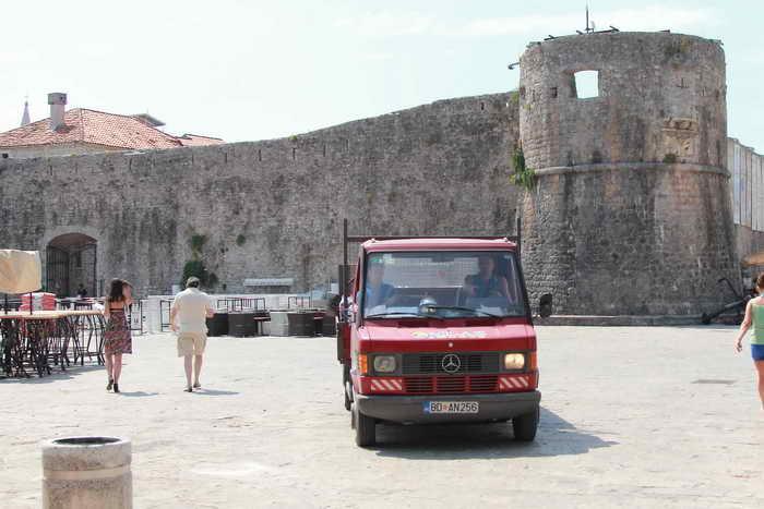 Будва — туристическая мекка Черногории