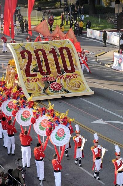 Грандиозный парад роз в Калифорнии. Часть 2. Фоторепортаж