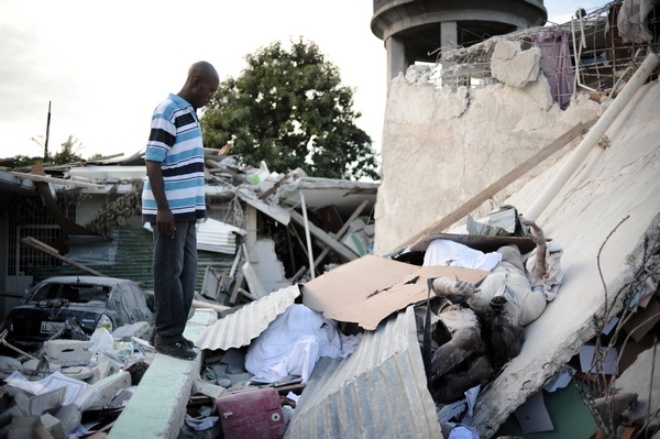 161 150110 G18 - Землетрясение на Гаити — одно из самых страшных в мировой истории. Фоторепортаж