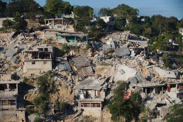 161 150110 G24 - Землетрясение на Гаити — одно из самых страшных в мировой истории. Фоторепортаж