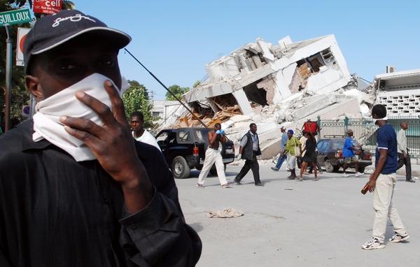 161 150110 G3 - Землетрясение на Гаити — одно из самых страшных в мировой истории. Фоторепортаж